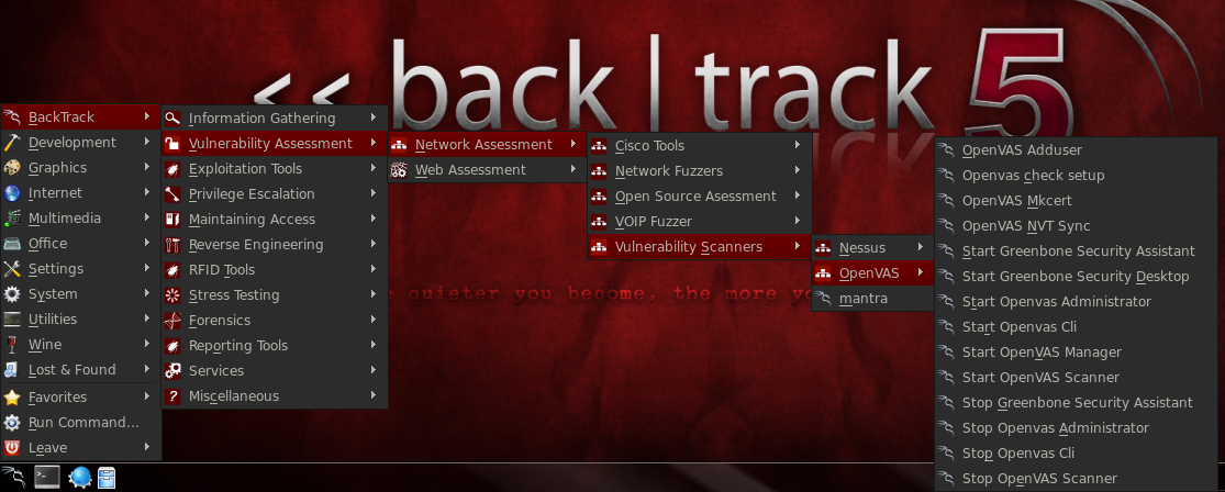 backtrack 5 r5